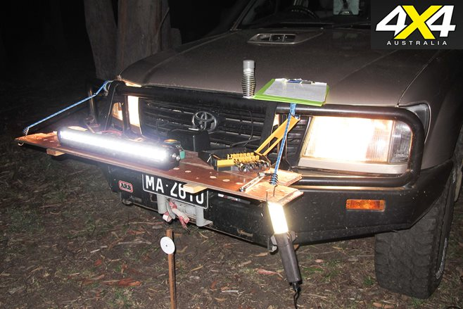 Oracle lighting led headlight conversion kit diy install video led light bar reviews by 44 magazine mozeypictures Images